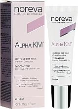 Parfémy, Parfumerie, kosmetika Anti-age krém pro pleť kolem oči - Noreva Laboratoires Alpha KM Eye Contour