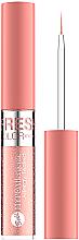 Parfémy, Parfumerie, kosmetika Hypoalergenní tekutá oční linka - Bell HypoAllergenic Fresh Color Eyeliner