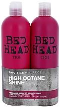 Parfémy, Parfumerie, kosmetika Sada - Tigi Bed Head Racharge (shm/750ml + cond/750ml)