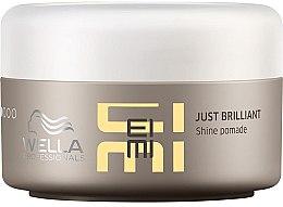 Parfémy, Parfumerie, kosmetika Pomáda pro lesk vlasů - Wella Professionals EIMI Just Brilliant Shine Pomade