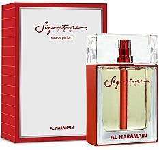 Parfémy, Parfumerie, kosmetika Al Haramain Signature Red - Parfémovaná voda
