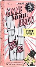 Parfémy, Parfumerie, kosmetika Sada - Benefit Gimme More Brow! (brow/gel/3g+brow/gel/1.5g) (3- Neutral Light Brown)