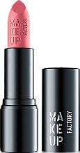 Parfémy, Parfumerie, kosmetika Matná rtěnka - Make up Factory Velvet Mat Lipstick
