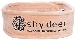 Parfémy, Parfumerie, kosmetika Kosmetická velurová čelenka - Shy Deer Velour Hair Band