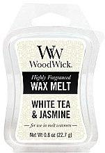 Parfémy, Parfumerie, kosmetika Voňavý vosk - WoodWick Wax Melt White Tea & Jasmine