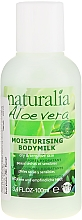 Parfémy, Parfumerie, kosmetika Hydratační tělové mléko - Naturalia Aloe Vera Moisturizing Bodymilk