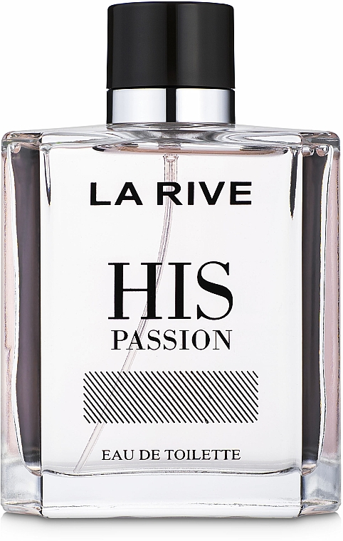 La Rive His Passion - Toaletní voda