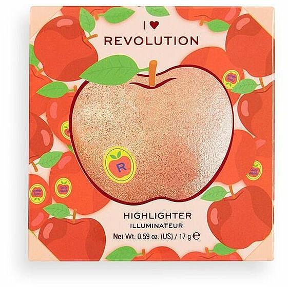 Rozjasňovač - I Heart Revolution Tasty 3D Highlighter — foto N1