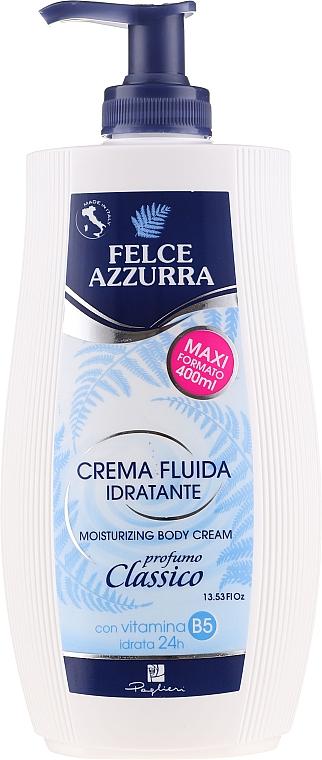 """Hydratační tělový krém """"Klasický"""" - Felce Azzurra Classic Moisturizing Cream"""