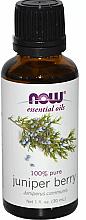 Parfémy, Parfumerie, kosmetika Esenciální olej Plody jalovce - Now Foods Essential Oils 100% Pure Juniper Berry