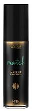 Parfémy, Parfumerie, kosmetika Make-up - Vollare Match Make-up Foundation