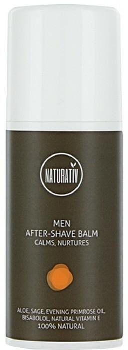 Balzám po holení - Naturativ After-Shave Balm For Men — foto N1