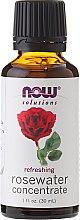 Parfémy, Parfumerie, kosmetika Koncentrát růžové vody - Now Foods Solutions Rosewater Concentrate