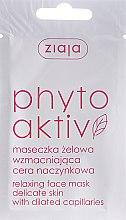Parfémy, Parfumerie, kosmetika Maska na obličej PhytoAktiv - Ziaja Face Mask