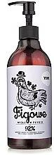 Parfémy, Parfumerie, kosmetika Tekuté mýdlo - Yope Fig Tree Natural Liquid Soap