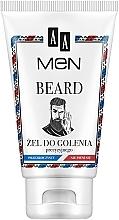 Parfémy, Parfumerie, kosmetika Gel na holení - AA Men Beard Shaving Gel