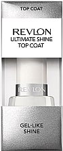 Parfémy, Parfumerie, kosmetika Horní vrstva na manikúru - Revlon Ultimate Shine Top Coat