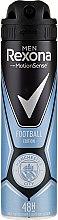 Parfémy, Parfumerie, kosmetika Antiperspirant sprej - Rexona Manchester City Spray