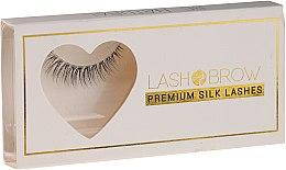 Parfémy, Parfumerie, kosmetika Umělé řasy - Lash Brown Premium Silk Lashes Be Natural