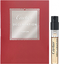 Parfémy, Parfumerie, kosmetika Cartier Declaration Parfum - Parfém (vzorek)