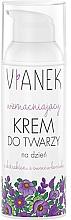 Parfémy, Parfumerie, kosmetika Zpevňující denní krém na obličej - Vianek Fortifying Cream Day