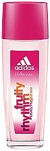 Parfémy, Parfumerie, kosmetika Adidas Fruity Rhythm - Osvěžující voda-sprej na tělo