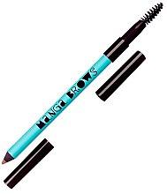 Parfémy, Parfumerie, kosmetika Oboustranná tužka na obočí - Neve Cosmetics Manga Brows