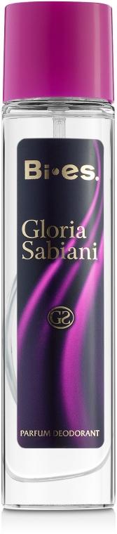 Bi-Es Gloria Sabiani - Parfémový deodorant ve spreji