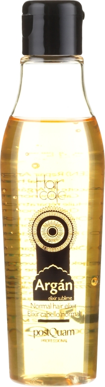 Elixír na vlasy s arganovým olejem - PostQuam Argan Sublime Hair Care Normal Hair Elixir — foto N2