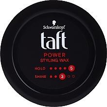 Parfémy, Parfumerie, kosmetika Vosk pro vlasový styling - Schwarzkopf Taft Power Wax