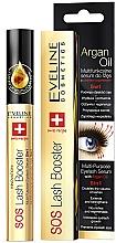 Parfémy, Parfumerie, kosmetika Komplexní sérum pro řasy s arganovým olejem 5 v 1 - Eveline Cosmetics Sos Lash Booster