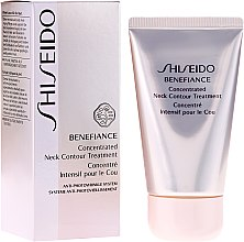 Parfémy, Parfumerie, kosmetika Koncentrovaný krém na krk - Shiseido Benefiance Concentrated Neck Contour Treatment