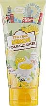 Parfémy, Parfumerie, kosmetika Čisticí pleťová pěna Čaj s citronem - Esfolio Tea Time Lemon Foam Cleanser