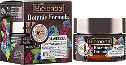 Parfémy, Parfumerie, kosmetika Maska na obličej - Bielenda Botanic Formula Black Seed Oil + Cistus Anti-Wrinkle Face Mask