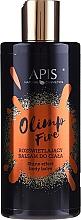 Parfémy, Parfumerie, kosmetika Obnovující lotion na tělo - Apis Professional Olimp Fire Body Balm