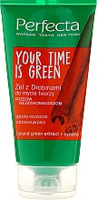 Parfémy, Parfumerie, kosmetika Čisticí gel - Perfecta Your Time is Green