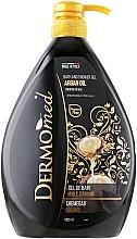Parfémy, Parfumerie, kosmetika Gel do sprchy a koupele Arganový olej - Dermomed Bath And Shower Gel Argan Oil