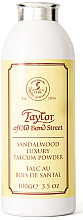 Parfémy, Parfumerie, kosmetika Taylor of Old Bond Street Sandalwood Luxury Talcum Powder - Mastek