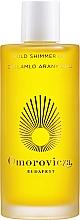 Parfémy, Parfumerie, kosmetika Třpytivý olej - Omorovicza Gold Shimmer Oil