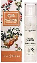 Parfémy, Parfumerie, kosmetika Frais Monde Pomegranate Flowers - Toaletní voda