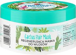 Parfémy, Parfumerie, kosmetika Maska na vlasy Kaktus - Marion Tropical Island Cactus Hair Mask