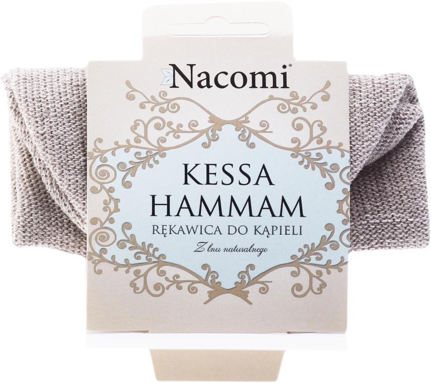 Rukavice ke koupání - Nacomi Kessa Hammam — foto N1