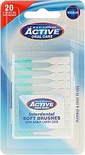 Parfémy, Parfumerie, kosmetika Mezizubní kartáče - Beauty Formulas Active Oral Care Interdental Soft Brushes