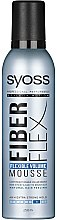 Parfémy, Parfumerie, kosmetika Pěnové tužidlo na vlasy - Syoss Fiber Flex Flexible Volume Mousse