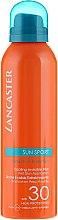 Parfémy, Parfumerie, kosmetika Sprej na opalování - Lancaster Sun Sport Cooling Invisible Mist Wet Skin SPF30