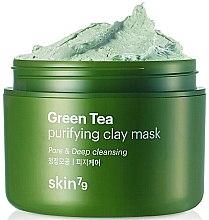 Parfémy, Parfumerie, kosmetika Maska na obličej s hlínou a zeleným čajem - Skin79 Green Tea Purifying Clay Mask
