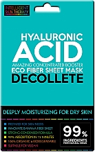 Parfémy, Parfumerie, kosmetika Expresní maska na dekolt - Beauty Face IST Extremely Moisturizing Decolette Mask Hyaluronic Acid