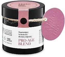 Parfémy, Parfumerie, kosmetika Omlazující noční krém pro zralou plet' - Make Me BIO Anti-Aging Night