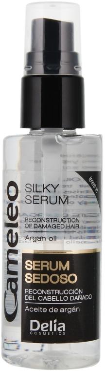 Tekuté hedvábí na vlasy - Delia Cameleo Hair Silk