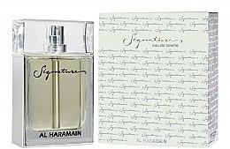 Parfémy, Parfumerie, kosmetika Al Haramain Signature - Toaletní voda